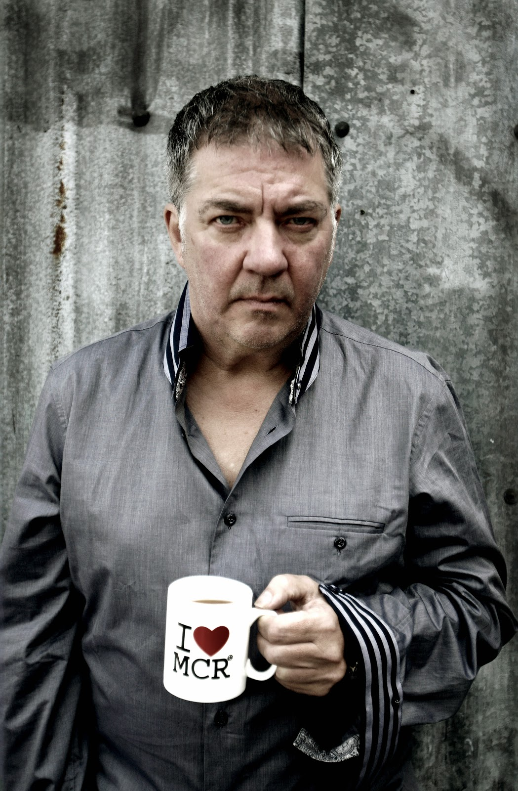 Kevin Cummins, fotógrafo de la música de Manchester