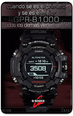 G-Shock GPR-B1000