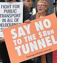 Stop East-West Tunnel