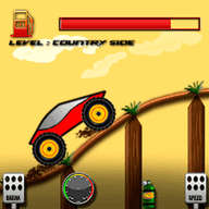 Hill Climb Racing Stunt Game