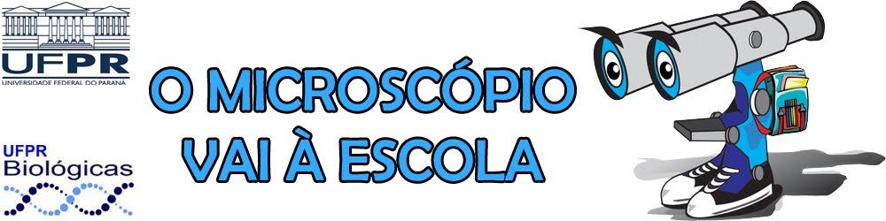 O Microscópio vai à Escola