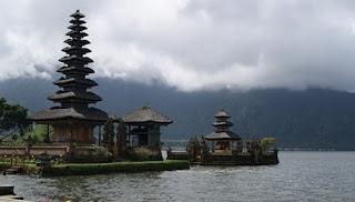 Lokasi wisata di danau toba
