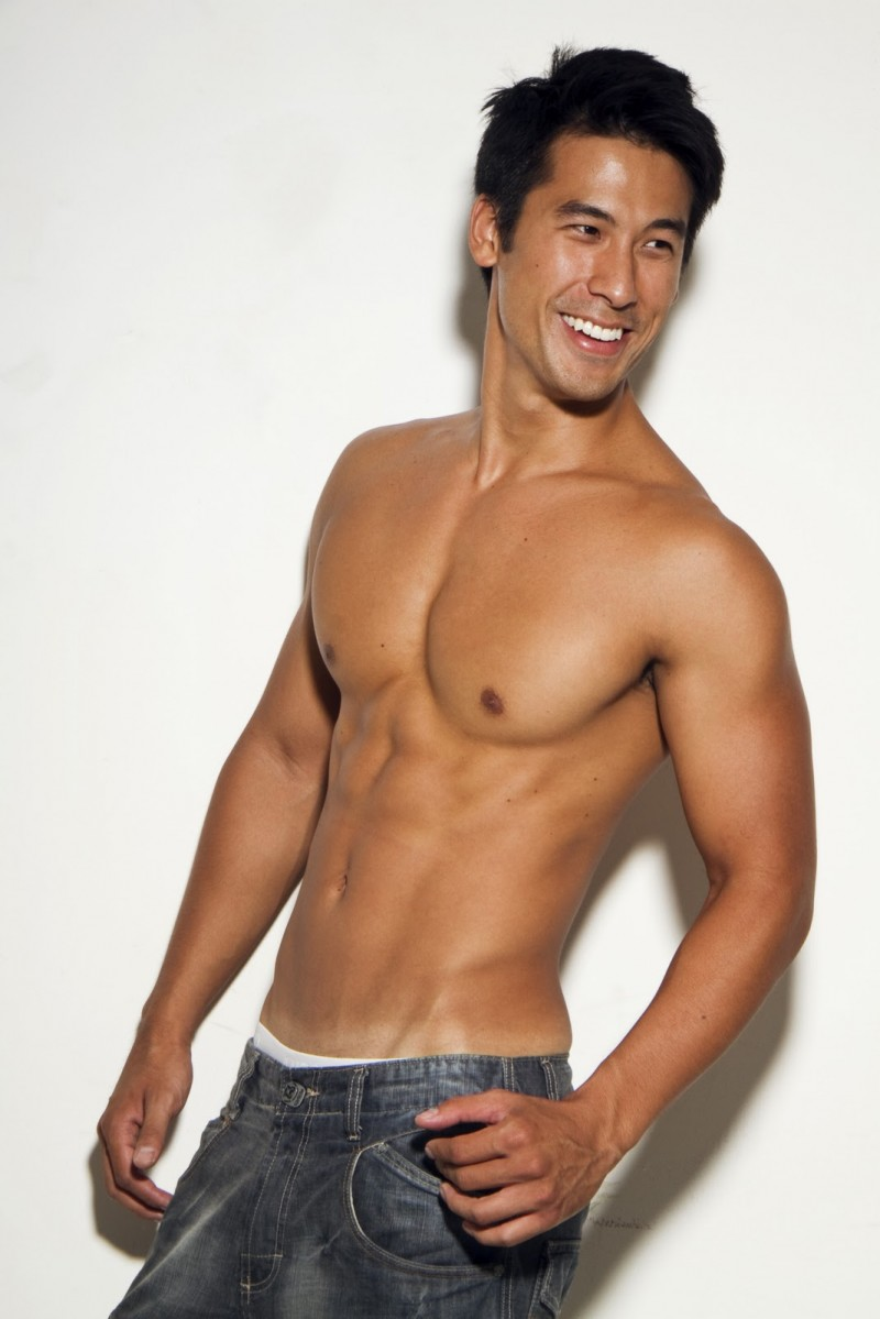 sexy asian male models