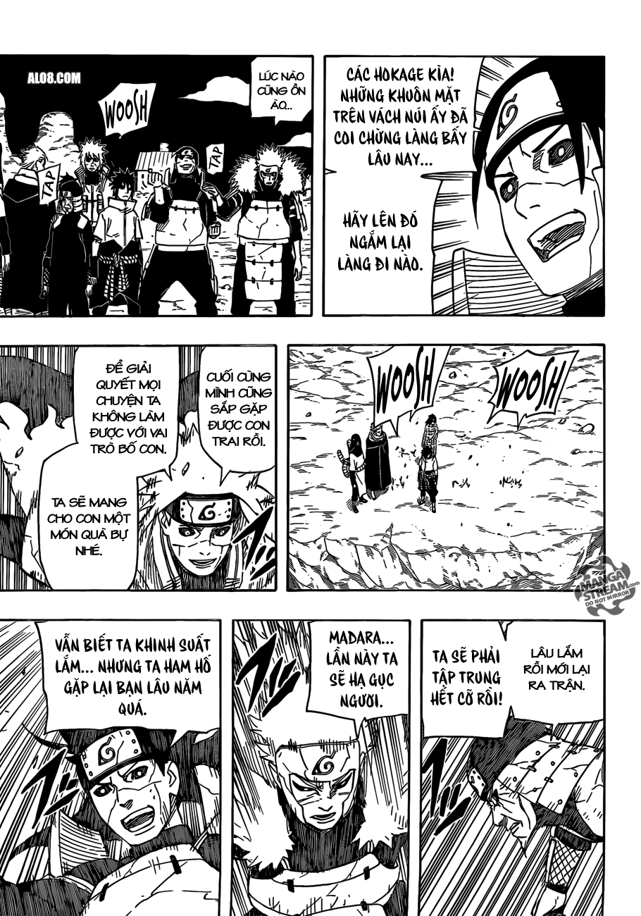 Naruto chap 627 Trang 14 - Mangak.info
