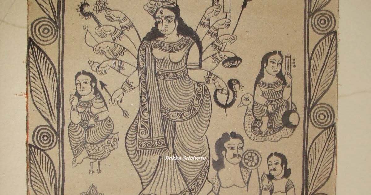 Midnapore India  City pictures : Heritage of India: Midnapore Patachitra Paintings ...