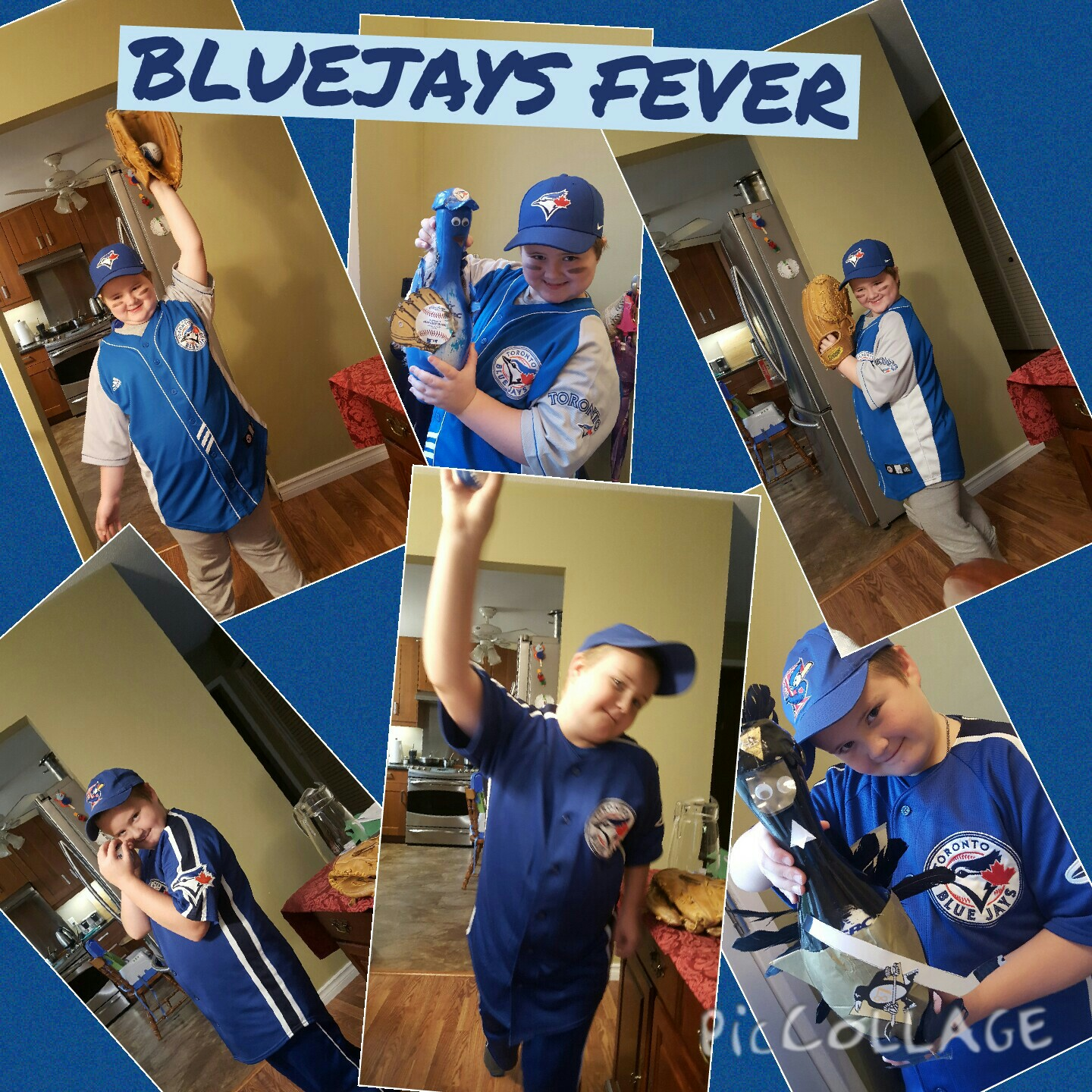 Blessings BlueJays style