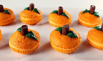 cupcake calabazas