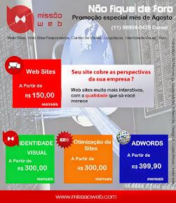 MISSÃO WEB