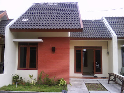 Contoh Desain Gambar Rumah 1 Lantai
