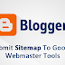 Cara Memasukkan/Submit Sitemap Blog ke Google Webmaster Tools