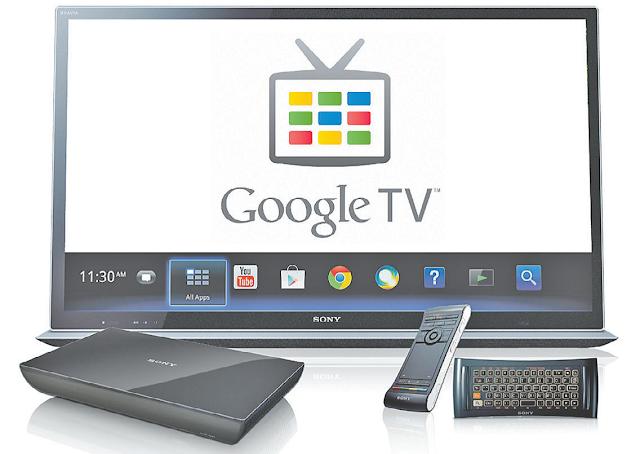 Google TV começa a ser vendido no Brasil em novembro