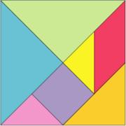 Tangram on-line