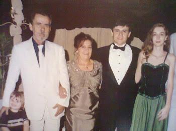 Juvenal, Ligia, Junior e Zuleika