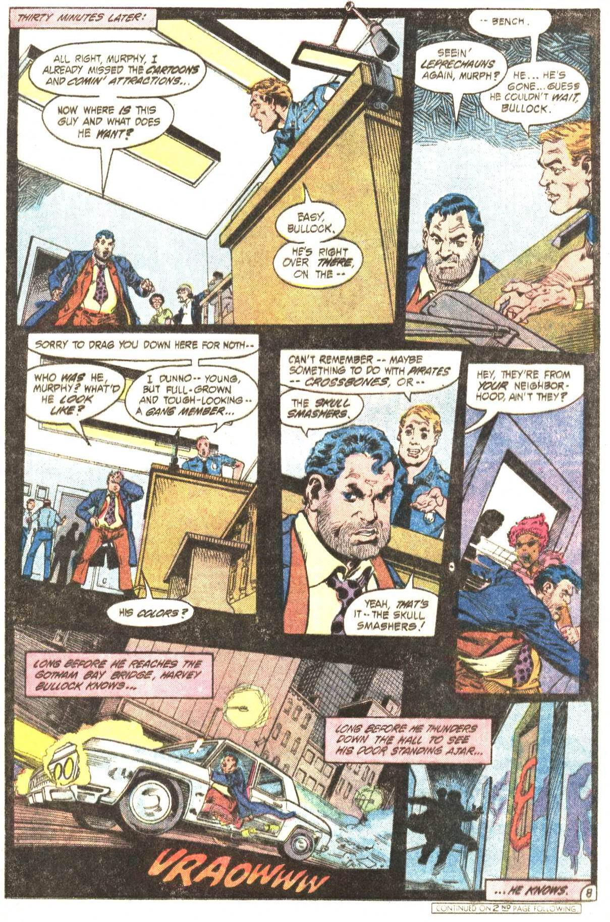 Detective Comics (1937) Issue #549 Page 9