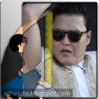 Psy Height - How Tall
