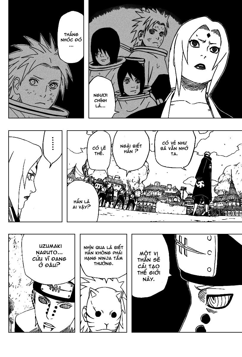 Naruto chap 428 Trang 8 - Mangak.info