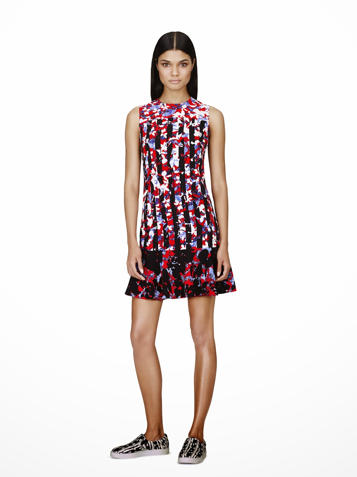 Peter-Pilotto-target, floral-dress, Spring-summer-collection, limited-edition
