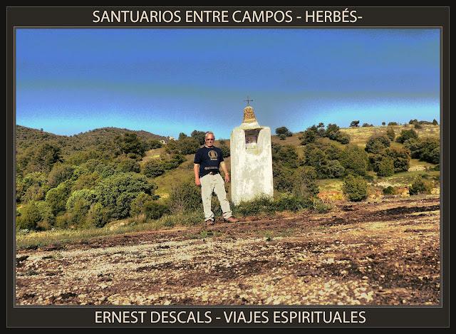 HERBÉS-EL PORTS-CASTELLÓ-SANTUARIS-MAESTRAT-VIATGES-ESPIRITUALS-PINTAR-PAISATGES-FOTOS-PINTOR-ERNEST DESCALS-