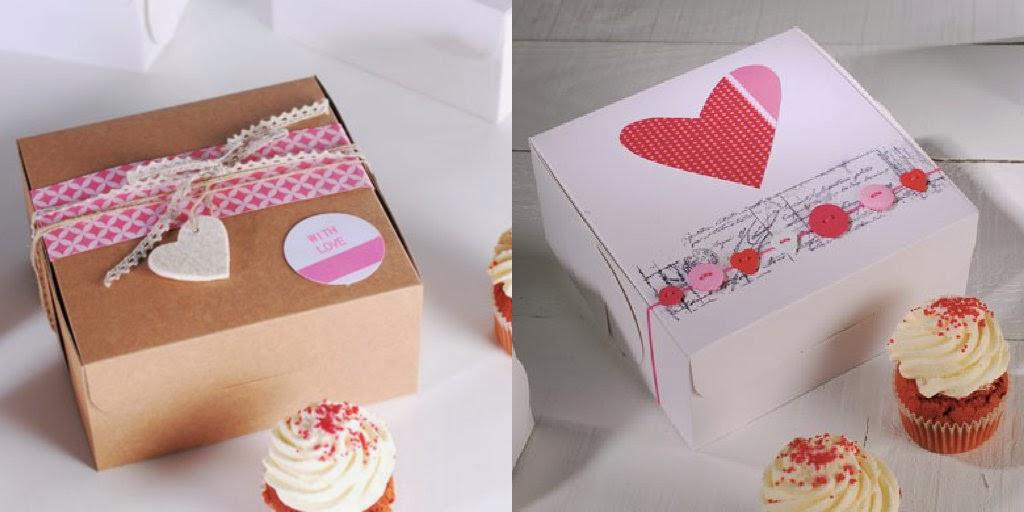Charada cajas decoradas con washi tape para eventos - Como decorar con washi tape ...