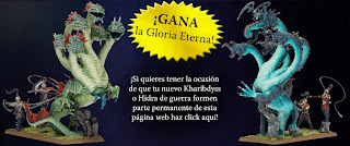 Concurso de pintura de Games Workshop