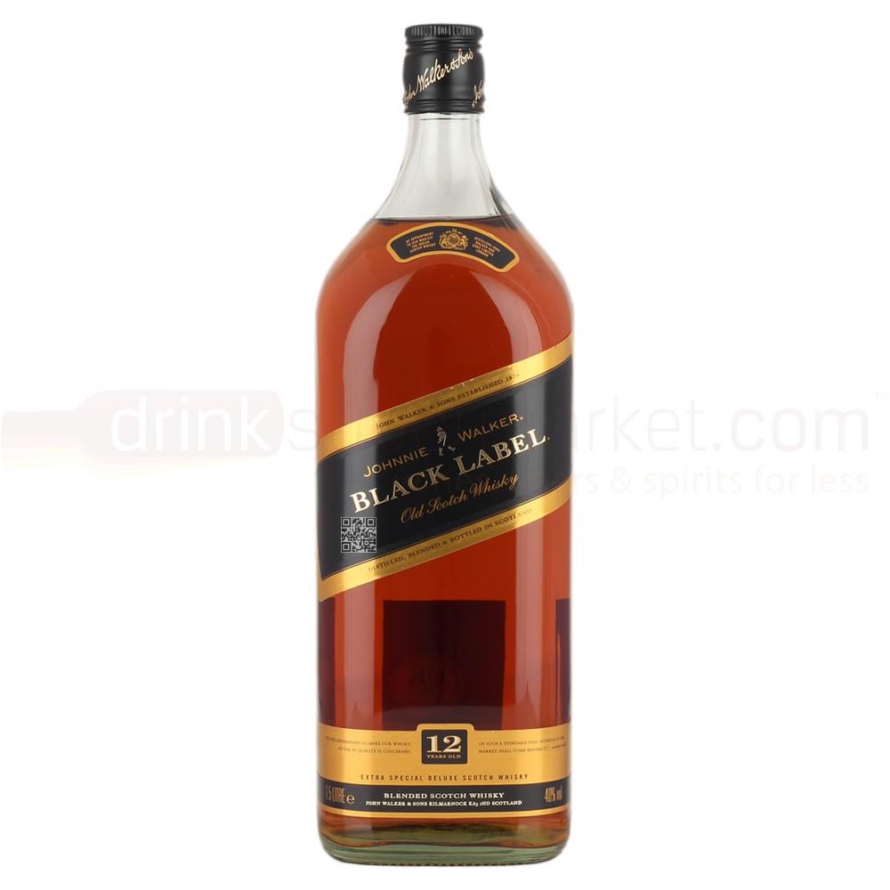 Mahool 24/7: Black Label Whisky