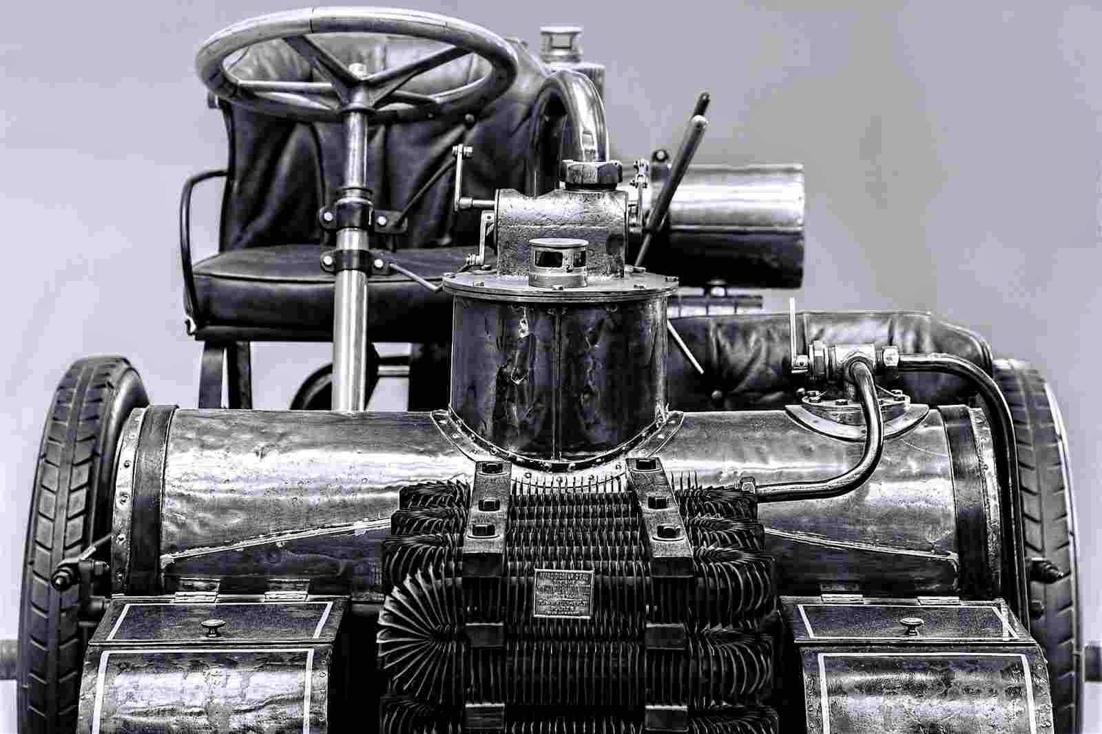Perkembangan Teknologi Otomotif