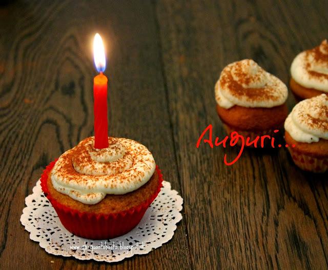 365 giorni di q.b. - per festeggiare.. cupcakes!