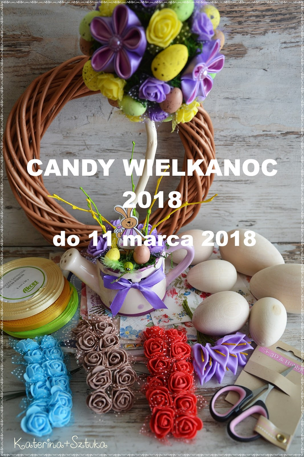 Candy Wielkanocne