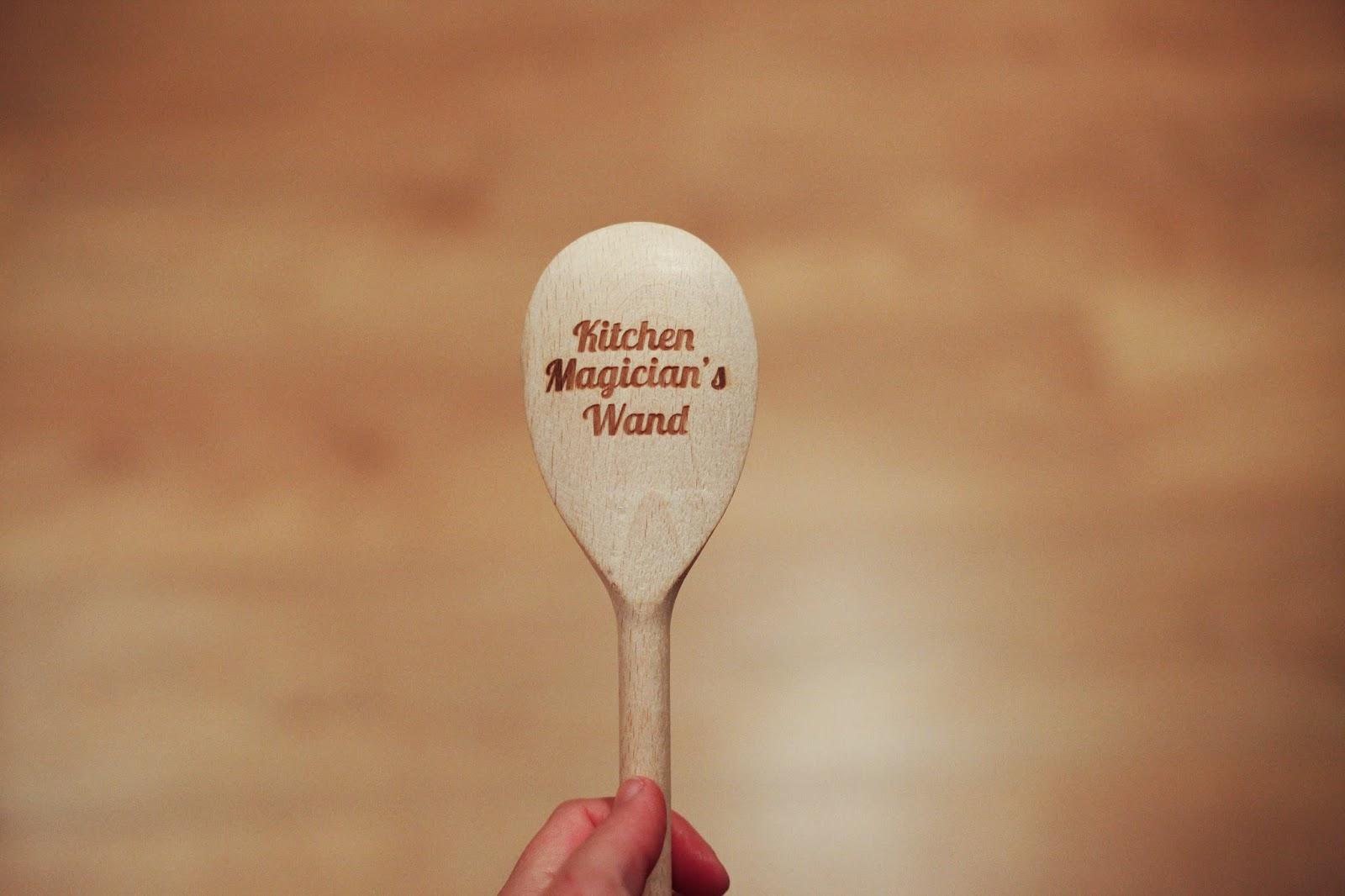 Kitchen magicians wand