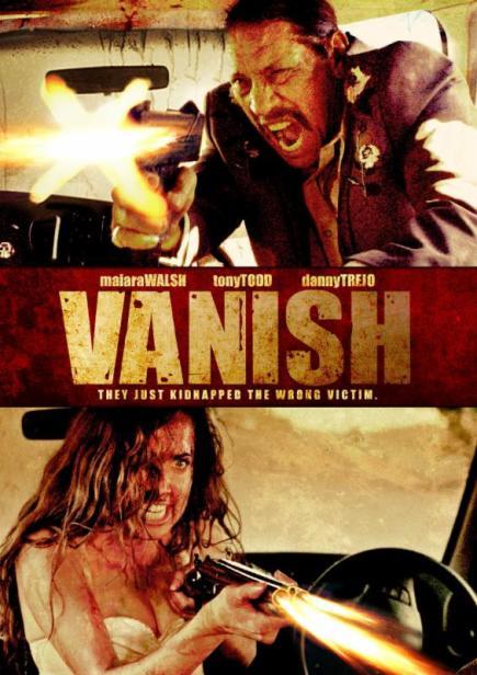 VANISH (2015) movie review by Glen Tripollo