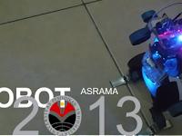 Robot Terbaru Asrama UPI 2013