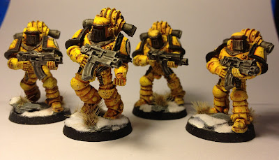 Mark II Tactical Squad