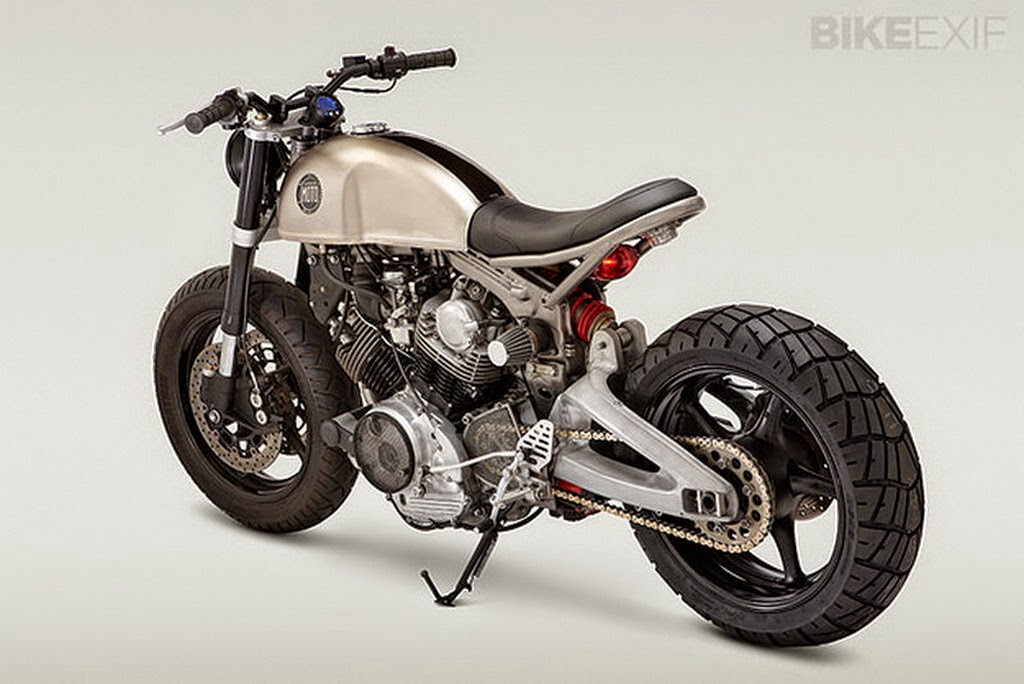 Origen de las motos Custom