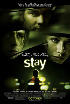 Watch Stay 2005 BRRip Hollywood Movie Online | Stay 2005 Hollywood Movie Poster