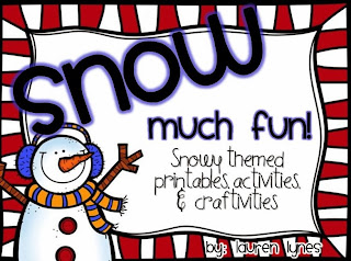 http://www.teacherspayteachers.com/Product/SNOW-Much-Fun-Snowy-Themed-Printables-Activities-Craftivities-1022341