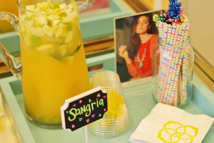 Sangria - Kendra Scott Streets of Southpoint Store