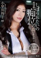 DRC-122 CATCHEYE Vol.122 しばられたいの ~社会的痴位の高いオンナ~ : 小早川怜子