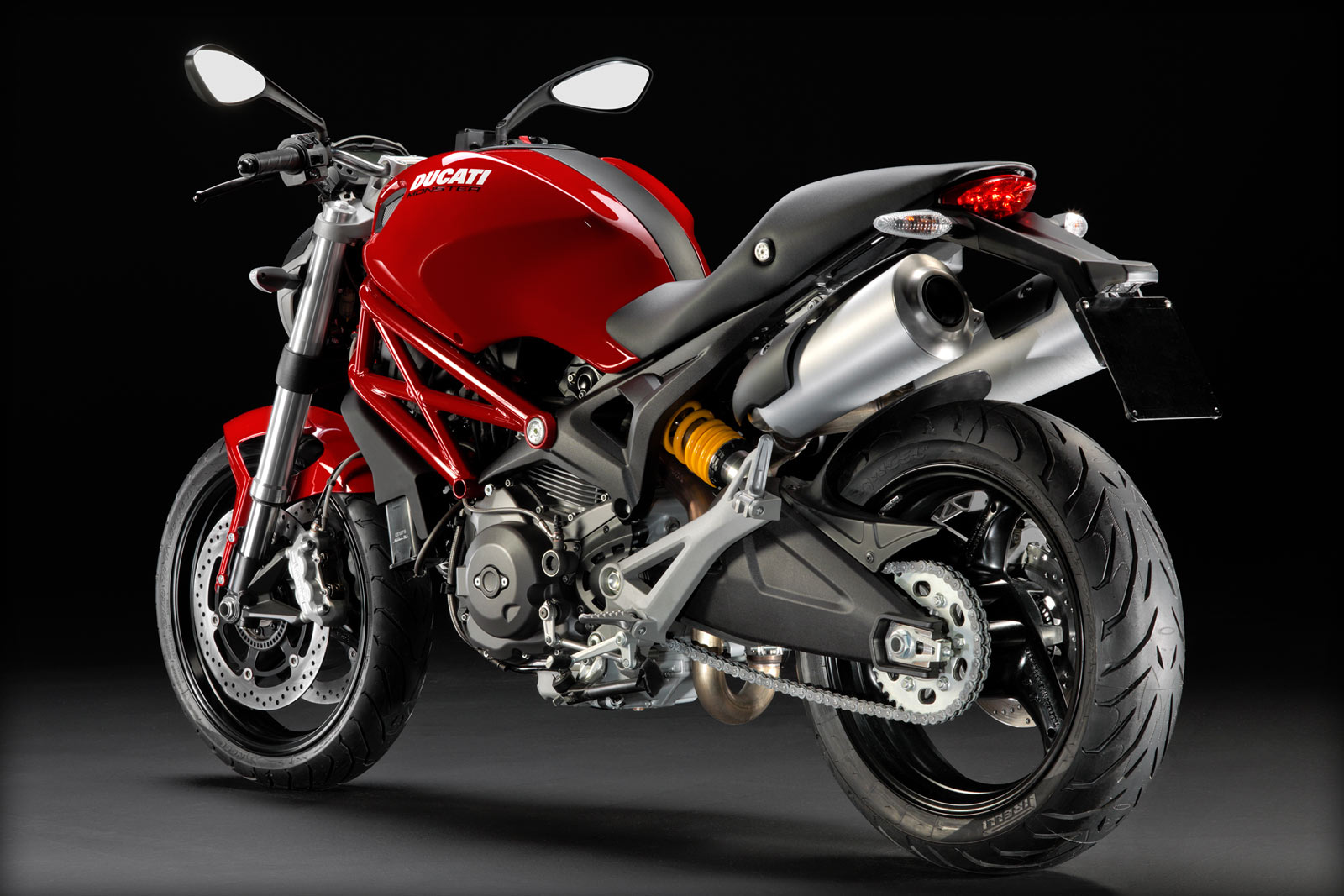 Choose Your Dwheels Ducati Monster 795