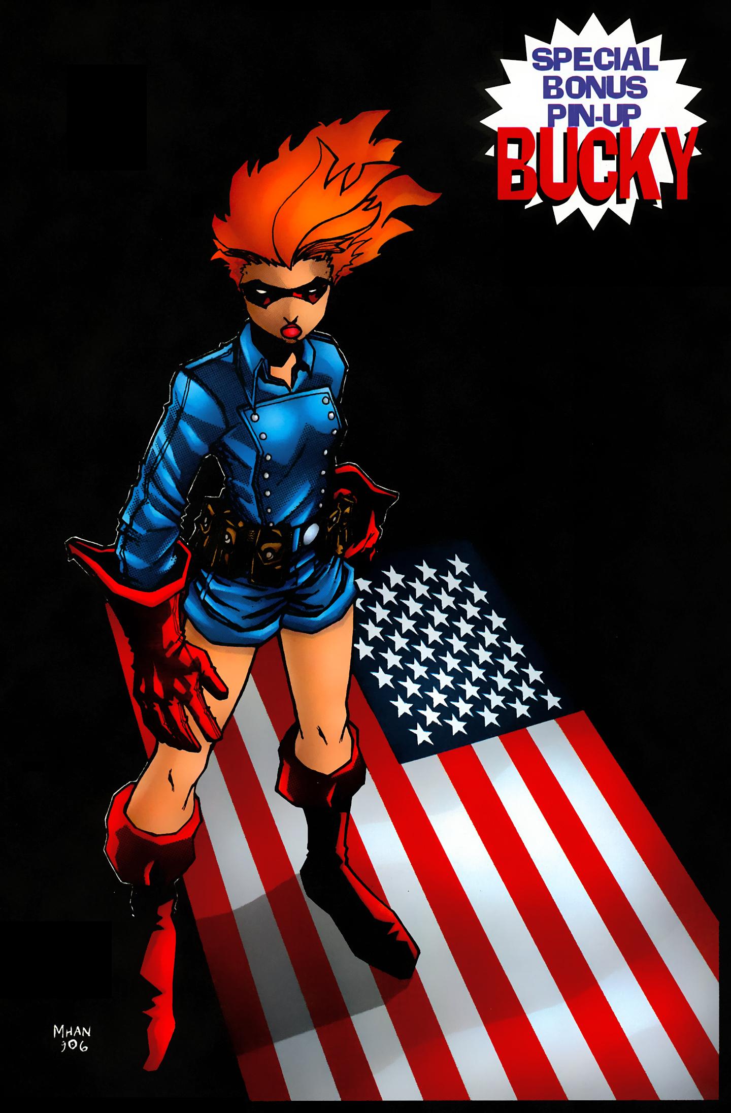Captain America (1996) Issue #4 #4 - English 21
