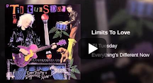 """""""Limits To Love"""""""