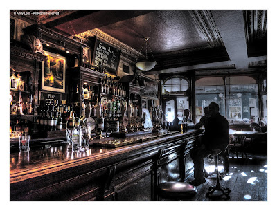 Barony Bar Edinburgh