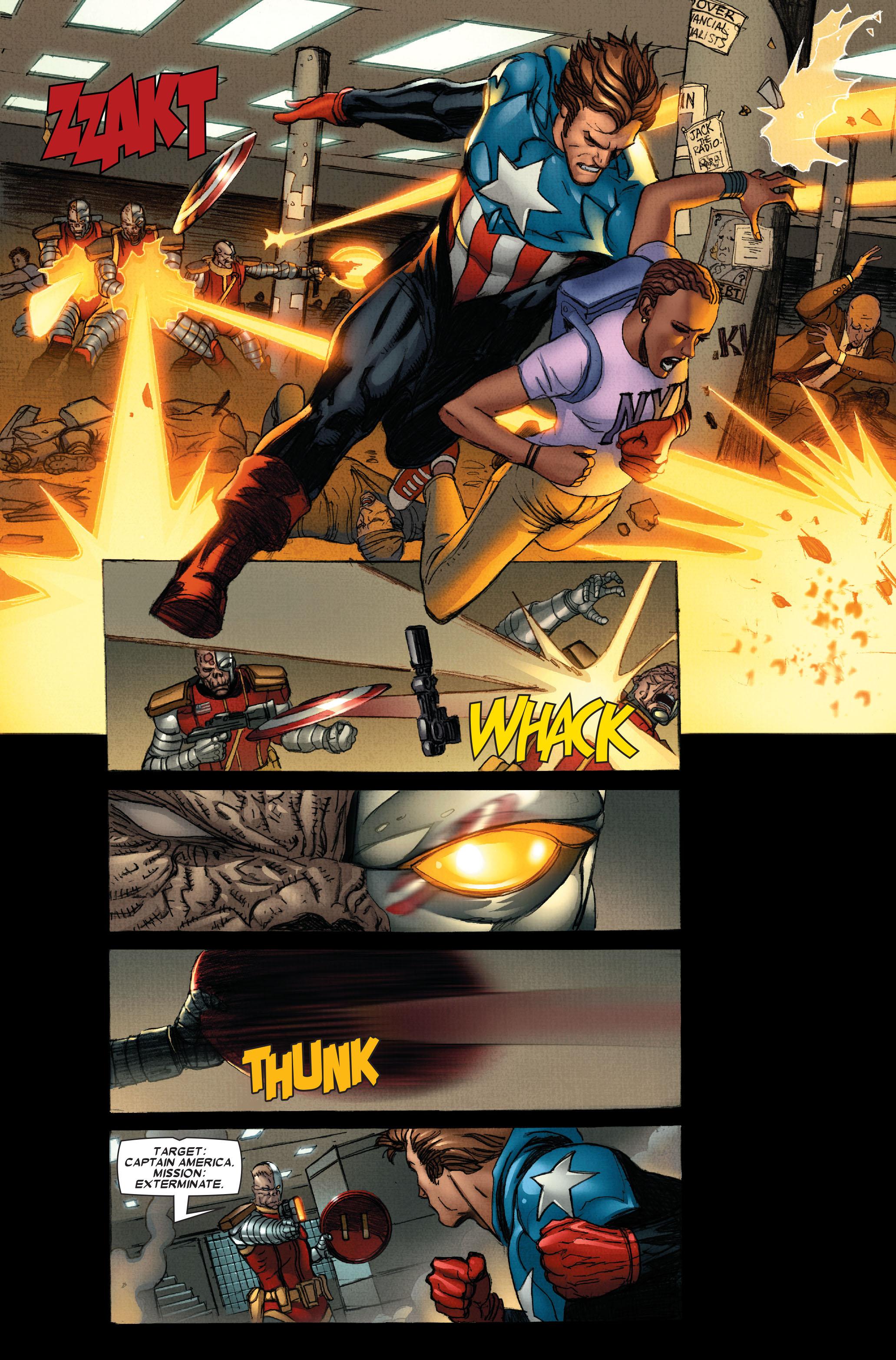 Wolverine: Weapon X #12 #5 - English 15