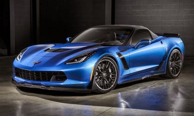2015 Chevrolet Corvette Z06 Convertible Released Early