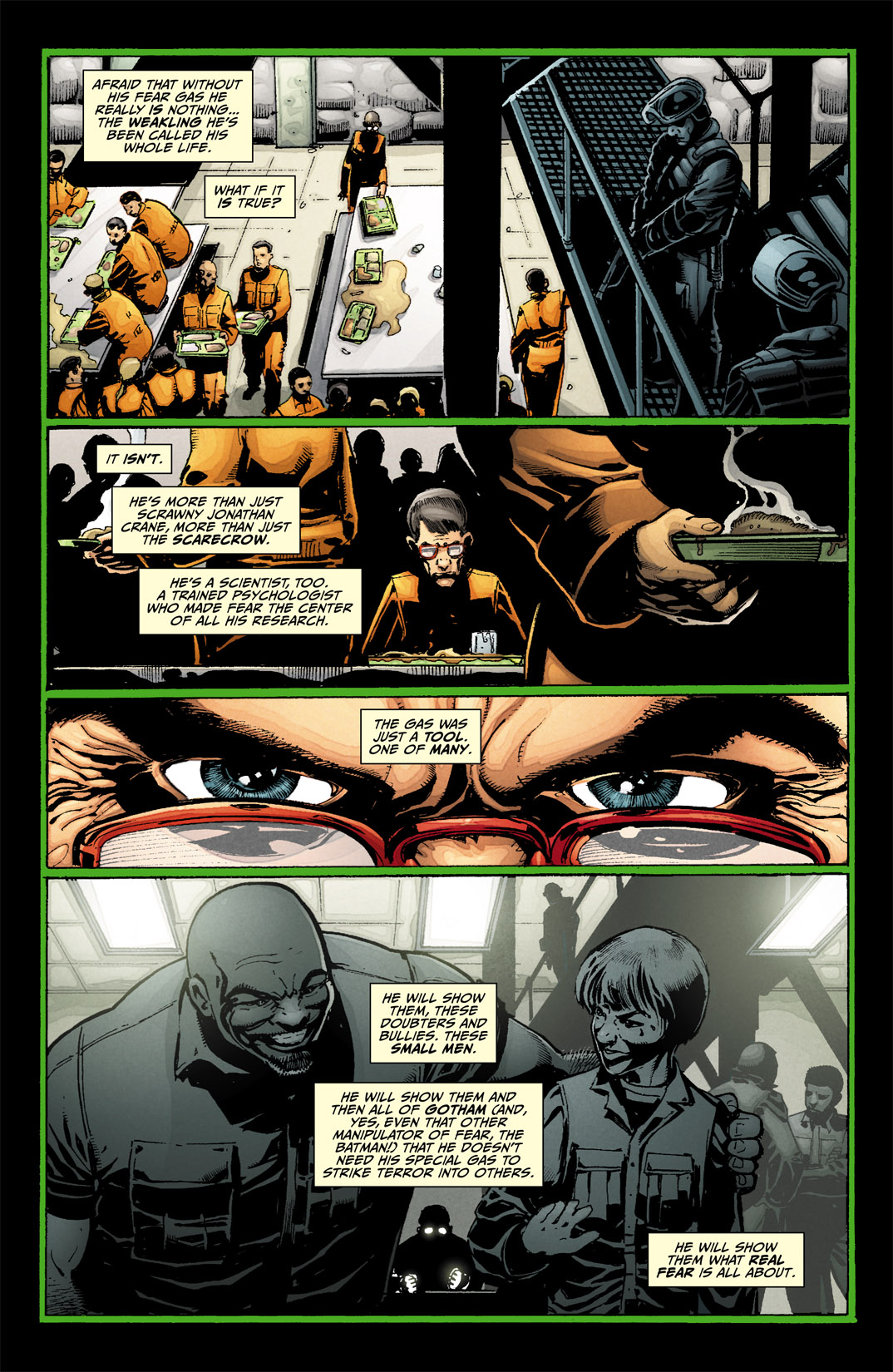Detective Comics (1937) Issue #835 Page 4