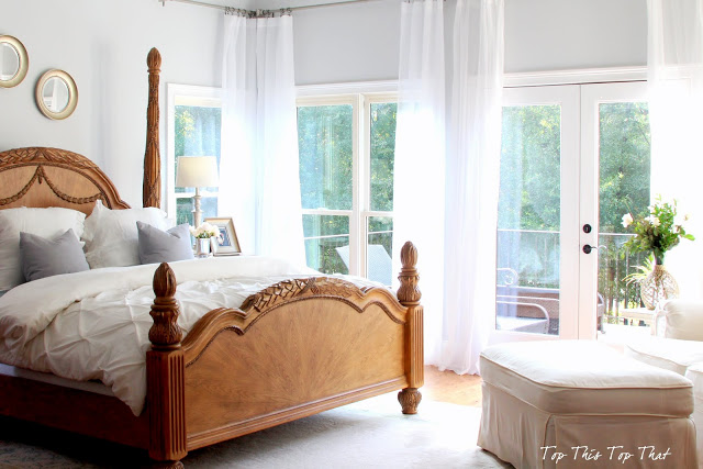 Top this top that master bedroom makeover