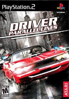 História dos Jogos da Série Driver - Completo