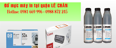Do muc may in tai le chan Hai Phong