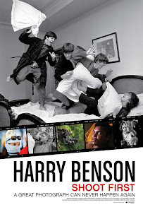 Harry Benson: Shoot First Poster