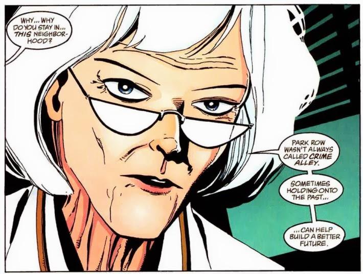 Batman: Arkham Knight Dr. Leslie Thompkins
