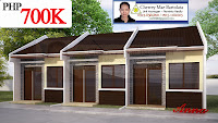 affordable house and lot townhouse Mandaue real estate 700k
